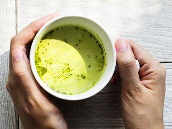 fogyás matcha tea)